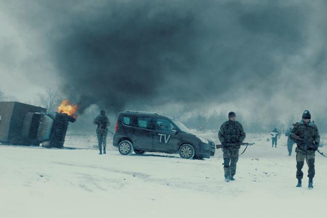 « Donbass», film ukrainien de Sergei Loznitsa.