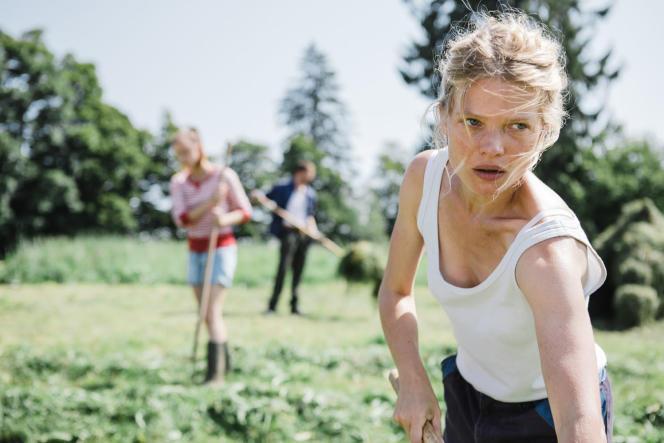Mélanie Thierry dans« Le vent tourne», de Bettina Oberli.