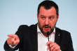 Le ministre de l'intérieur italien, Matteo Salvini, le 24 septembre.