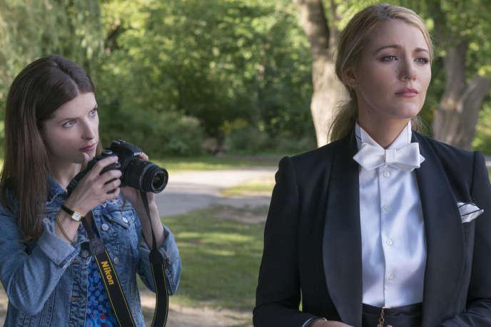 Anna Kendrick et Blake Lively dans« L'Ombre d'Emily» («A Simple Favor»), de Paul Feig.