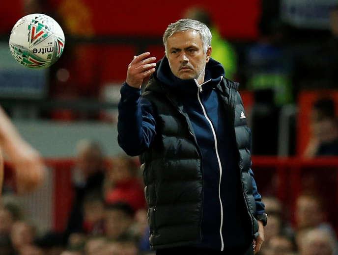 José Mourinho, le 25 septembre.