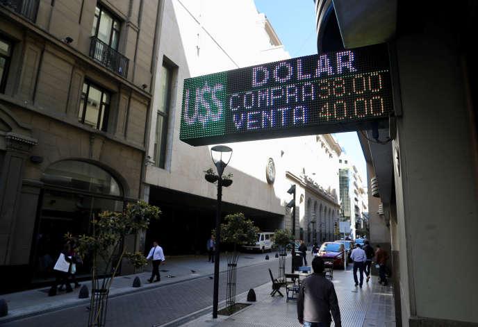A Buenos Aires, le 25 septembre.