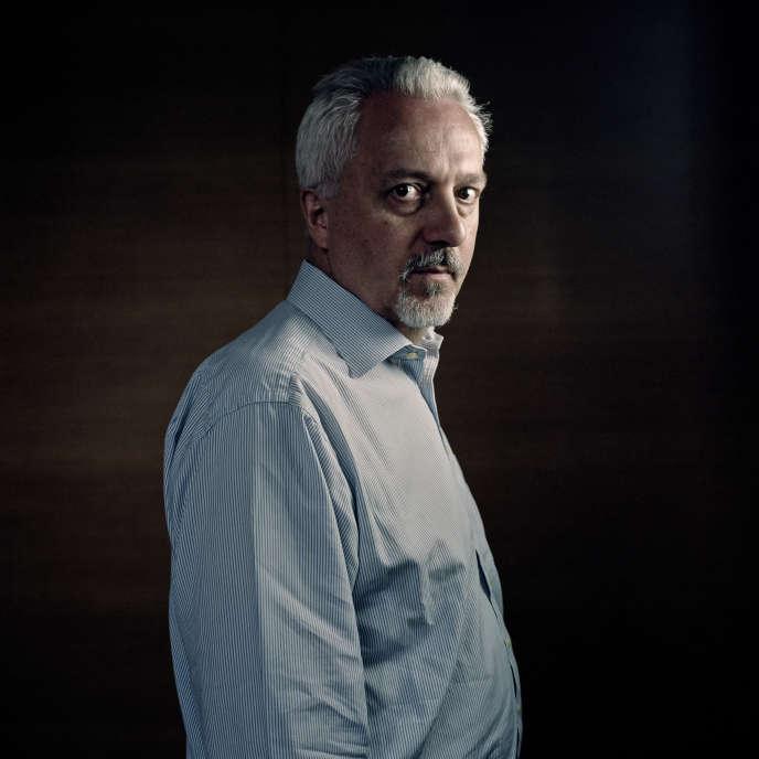 L'écrivain britannique Alan Hollinghurst.