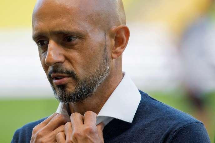 Miguel Cardoso n'aura dirigé que huit matchs officiels sur le banc du FC Nantes.