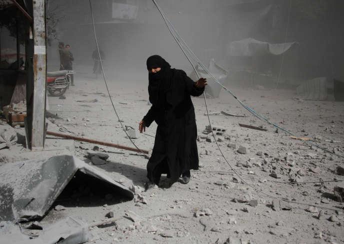 La petite princesse de la Ghouta
