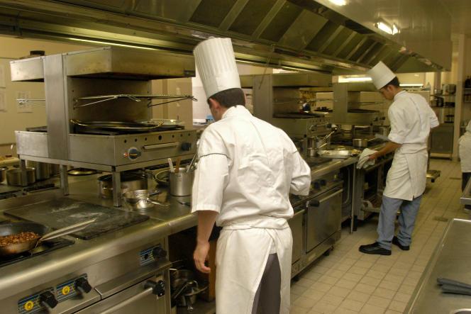 «Les exemples de plongeurs devenus directeurs de restaurant ou encore de laveurs de vitres devenus commis foisonnent » (Laval, épreuve de cuisine lors des Olympiades des métiers).