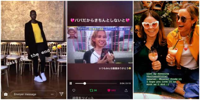 Le lancement des « stories»sur Instagram a évité à ses utilisateurs d'aller sur Snapchat pour s'emparer decette fonctionnalité.