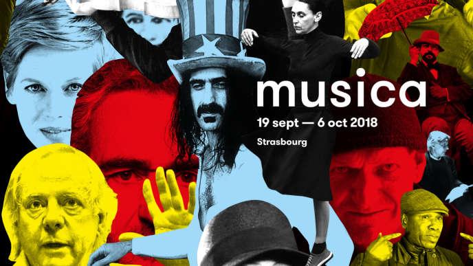 La 36e édition de Musica se tient à Strasbourg, du 19 septembre au 6 octobre 2018.