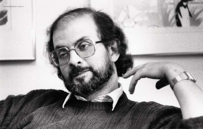 Salman Rushdie à Toronto en octobre 1988.