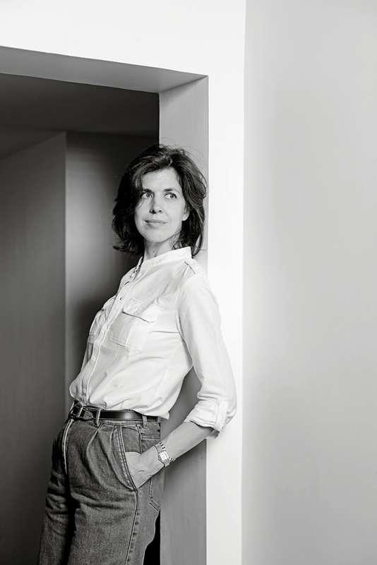 Vanessa Seward créatrice de mode.