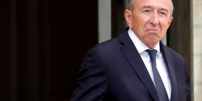 Propos antipoliciers g rard collomb annonce porter - Porter plainte pour propos diffamatoires ...