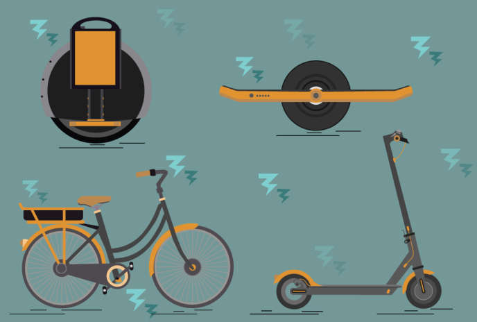 L'émergence de ces nouveaux modes de transport dans les rues des grandes villes de France pose des questions et souligne la nécessité de faire évoluer la réglementation.