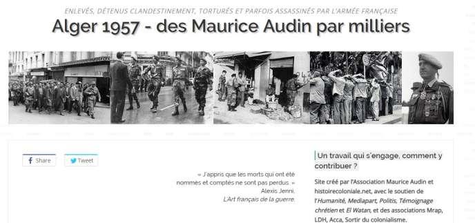 Animé parl'historien Fabrice Riceputi, lesite 1000autres.orgpublie un millier de notices individuelles de personnes disparues, issues de documents officiels.