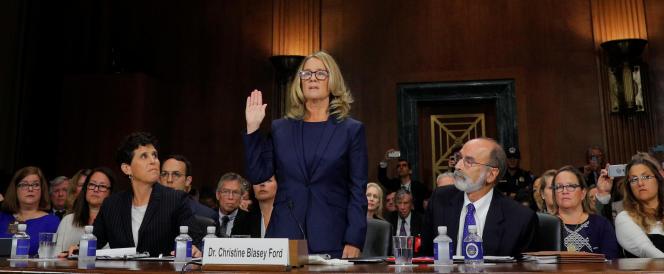 Christine Blasey Ford, l'accusatrice de Brett Kavanaugh exclut toute méprise sur l'identité de son agresseur.