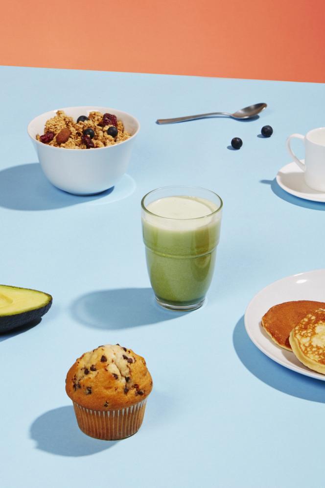 Petit déjeuner, nouvelle formule.