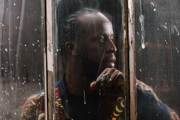 Le rappeur Youssoupha en juillet.