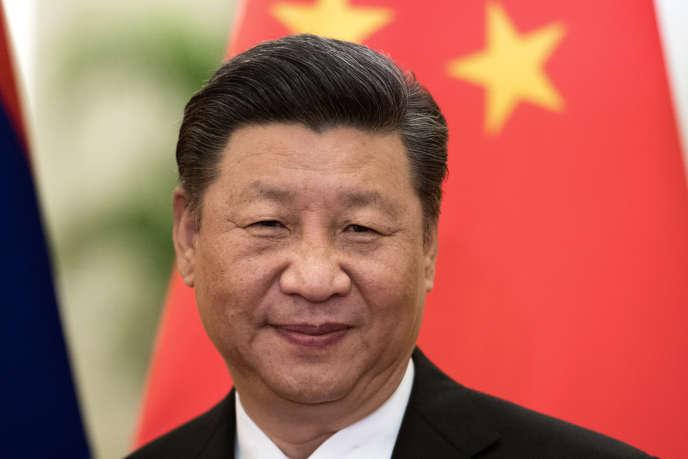Le président chinois Xi Jinping, à Pékin, le 2 septembre.