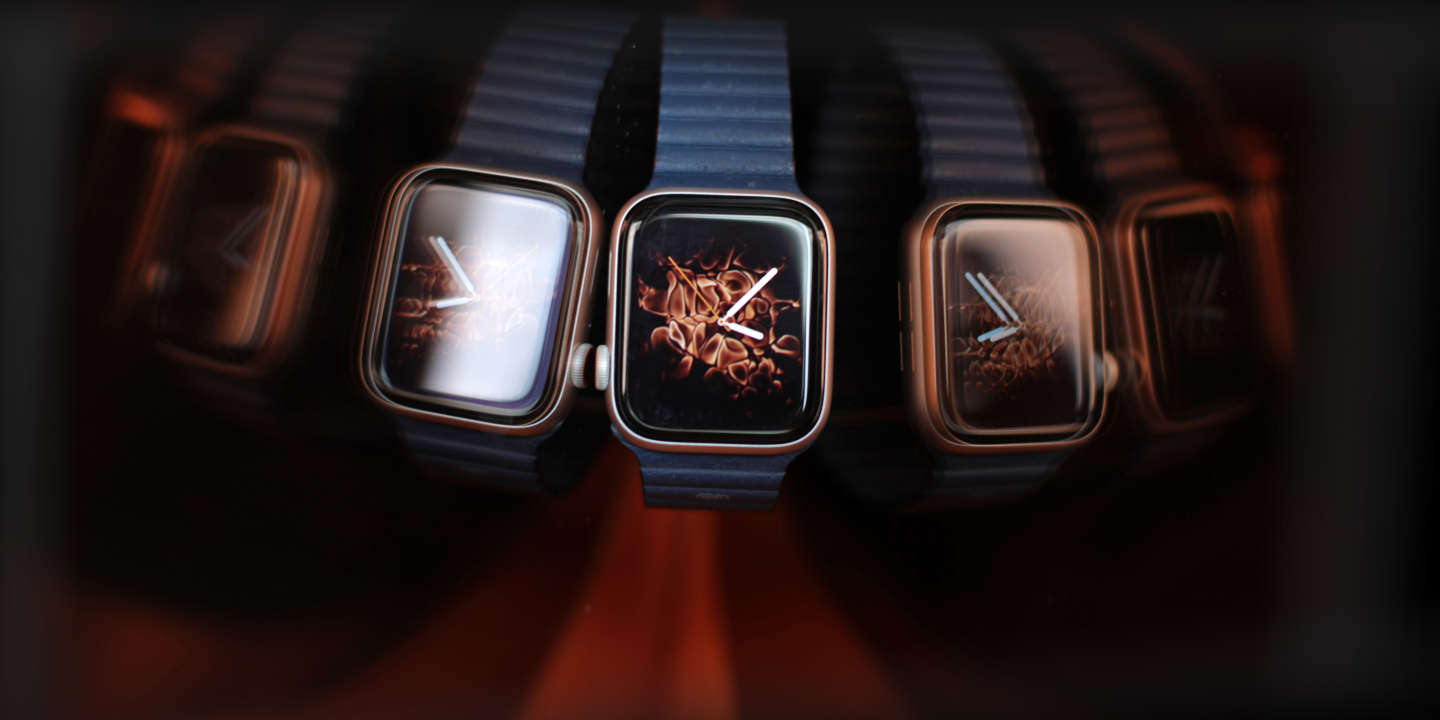 Watch series 4 watch os 5 cardiaque chutes