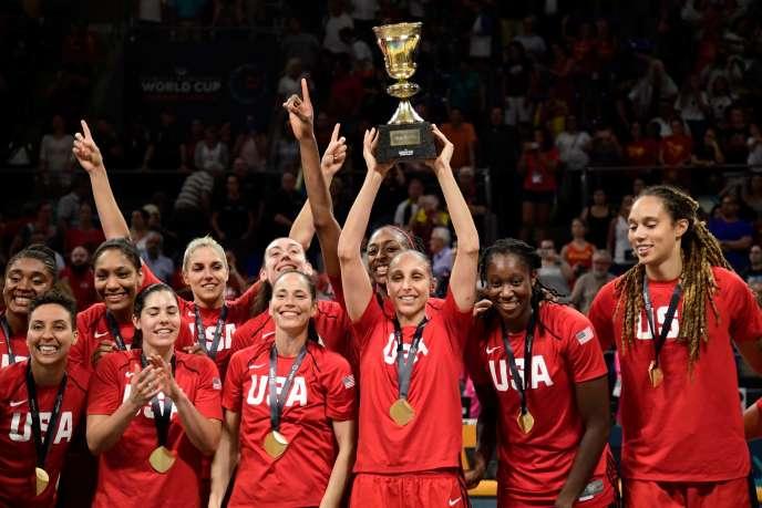 Les Américaines sont championnes du monde «comme d'habitude».