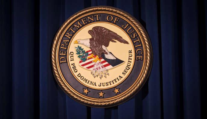 Le ministère de la justice dénonce une « une guerre d'information contre les Etats-Unis ».
