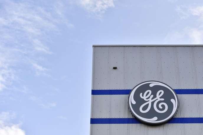 L'usine General Electric de Montoir-de-Bretagne, en Loire-Atlantique.