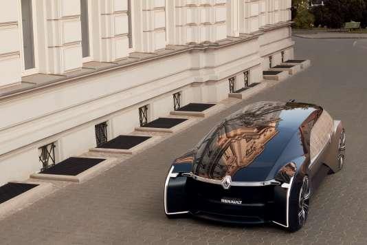 Concept Renault EZ-Ultimo.