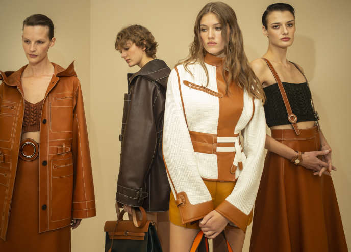 Hermès printemps-été 2019.