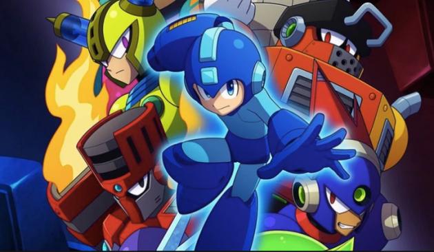 Megaman le robot revient affronter des cyborgs colorés dans «Megaman 11», un jeu qui sent bon les années1990.