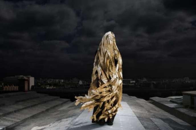 « Bérénice», création de Michael Jarrell au Palais Garnier à Paris.