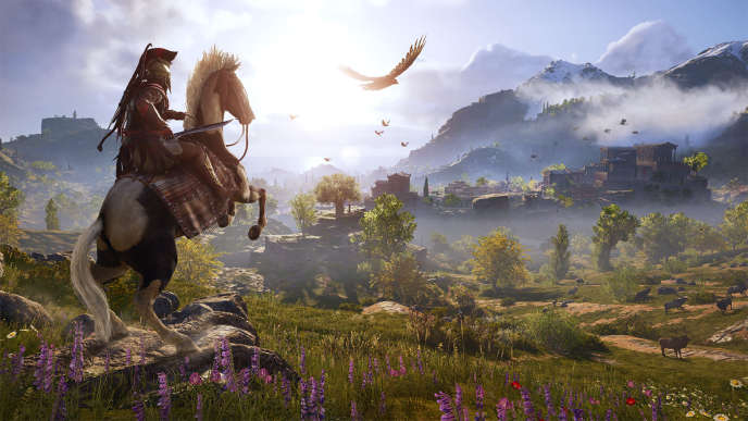 « Assassin's Creed Odyssey » d'Ubisoft sort le vendredi 5 octobre.