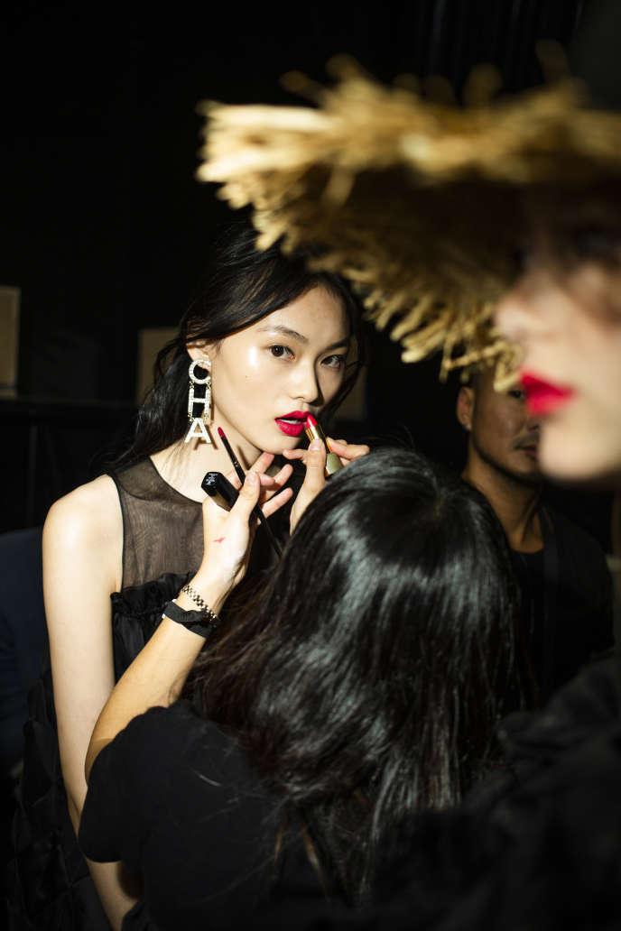 Chanel printemps-été 2019.