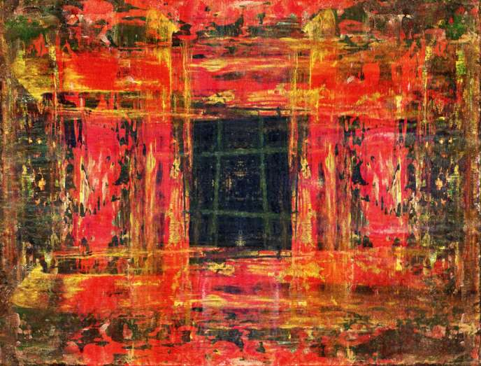 « Art of Painting», deTaymaz Valley.
