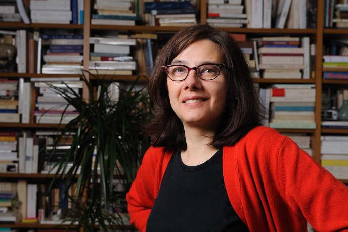 Pascale Casanova, en 2011.