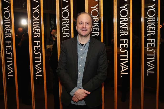 L'écrivain américain Jeffrey Eugenides, en 2015, au New Yorker Festival.