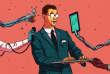 «Dans la perspective d'une profonde refonte de l'organisation, quelle place doit avoir chaque salarié ? Chacun doit-il avoir sa propre tâche et s'y tenir ? Faut-il favoriser la polyvalence?...»
