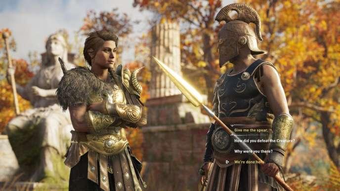 Assassin's Creed Odyssey » : une carte postale de la Grèce