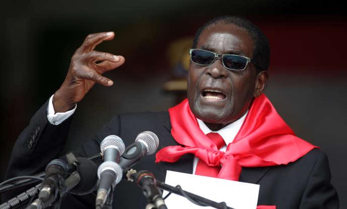 Décès de Robert Mugabe, ancien président du Zimbabwe, à l'âge de 95 ans