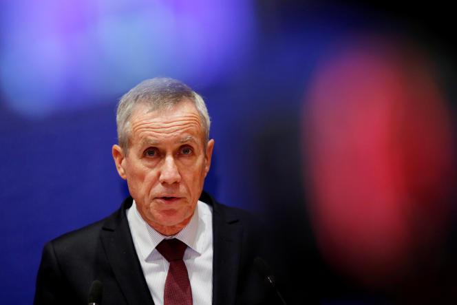 François Molins a assisté en première ligne à la multiplication des départs de djihadistes français et à la vague d'attentats.