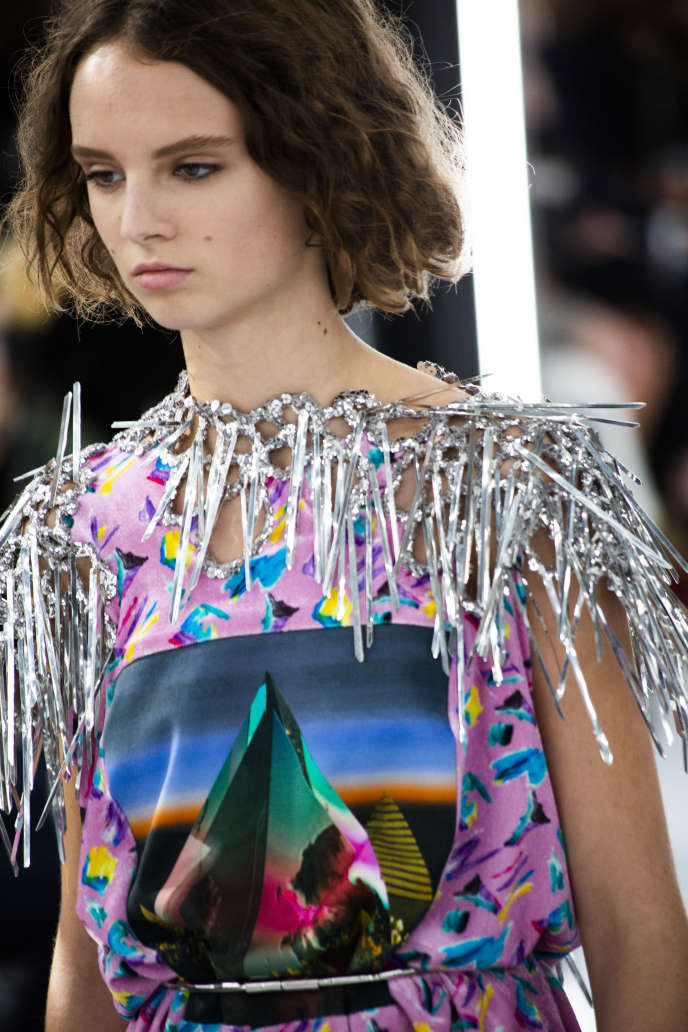 Louis Vuitton printemps-été 2019.