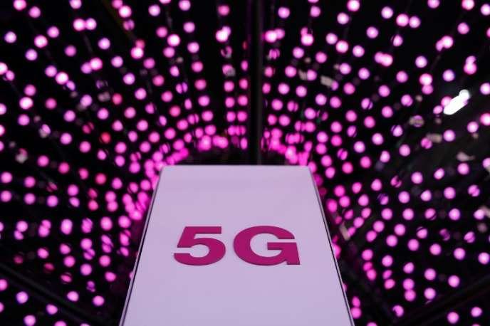Au Mobile World Congress de Barcelone, en février.