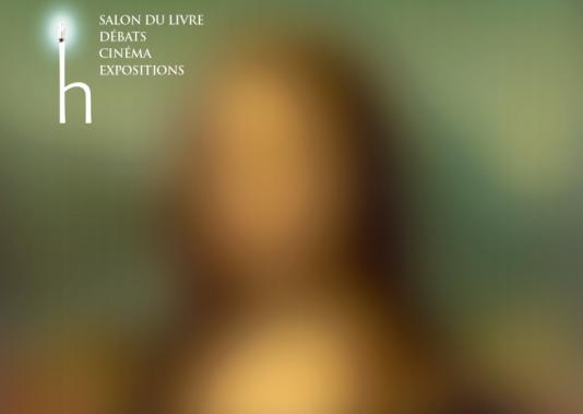 La visibilité du livre d'histoire n'est que marginalement celle des historiennes, à l'image du visage flouté de Mona Lisa sur l'affiche 2018 des rendez-vous de l'histoire de Blois.