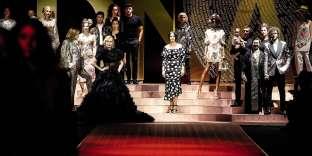 Dolce & Gabbana.