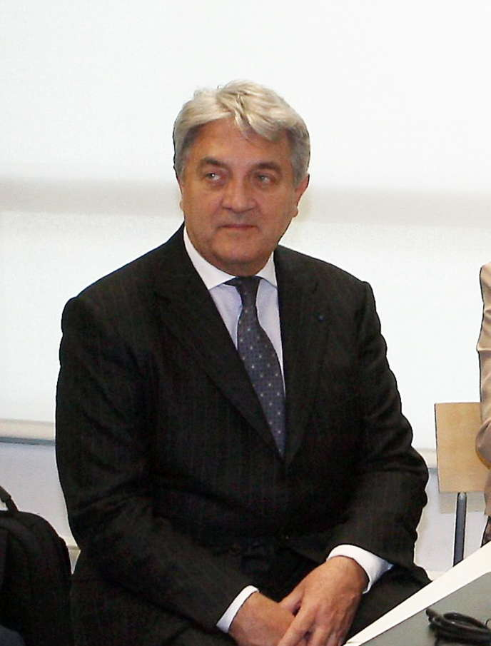 Wojciech Janowski, à Nice, enmars2013.