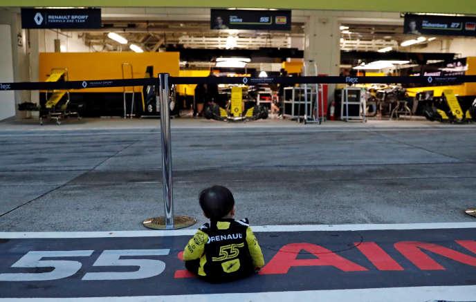 Le circuit de Suzuka, où doit se courir, le 7 octobre, le Grand Prix du Japon.