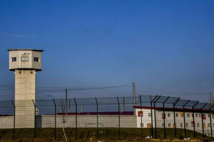 Redoine Faïd est incarcéré dans l'une des prisons les plus sécurisées de France, à Vendin-le-Vieil (Pas-de-Calais).