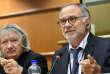 Le député européen Eric Andrieu, à Bruxelles, le 27 septembre.