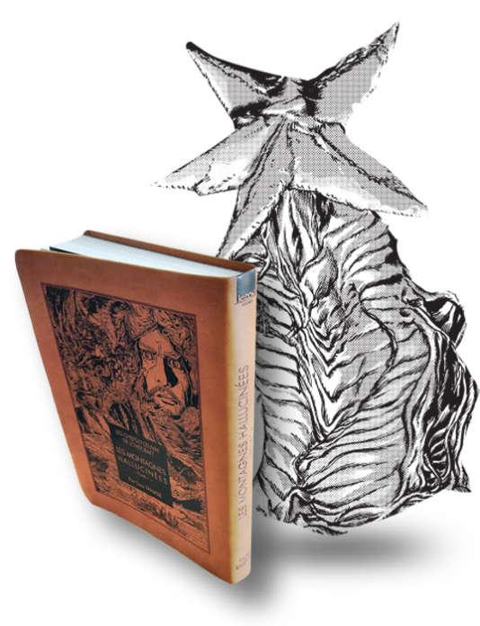 """Résultat de recherche d'images pour """"Les montagnes hallucinées- H.P.Lovecraft et Gou Tanabe"""""""