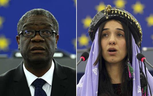 Ce rendez-vous est organisé au Luxembourg à l'invitation de la grande-duchesse Maria Teresa et autour des Prix Nobel de la paix 2018, le docteur congolais Denis Mukwege et la yézidie Nadia Murad.