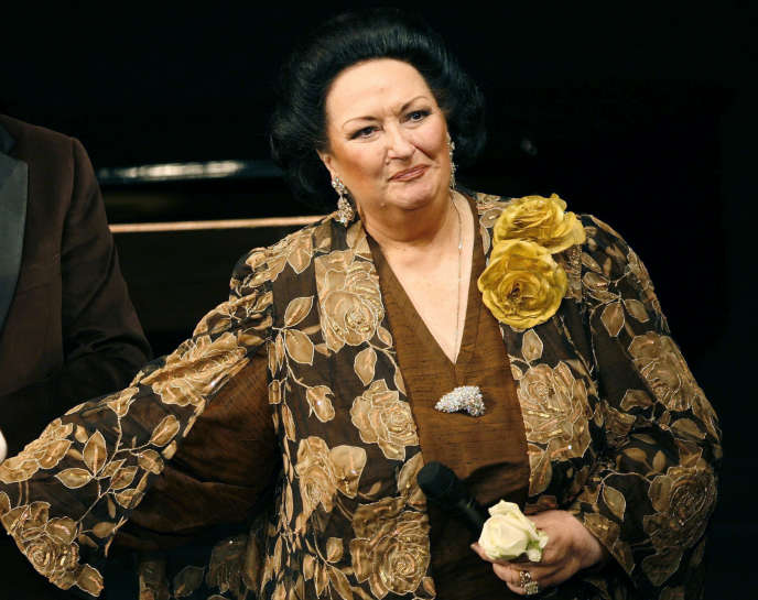 Montserrat Caballé est morte samedi à l'âge de85 ans à Barcelone. Le 17 novembre 2006, la célèbre soprano se produisait à Bâle, en Suisse.