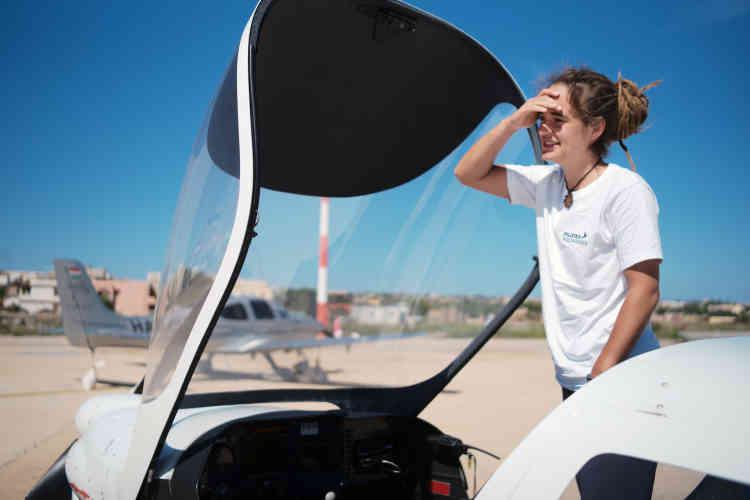 Les membres de Pilotes volontaires ont réalisé trente-cinq missions de survol depuis mai 2018.
